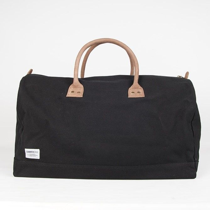 Per / Weekendbag. black