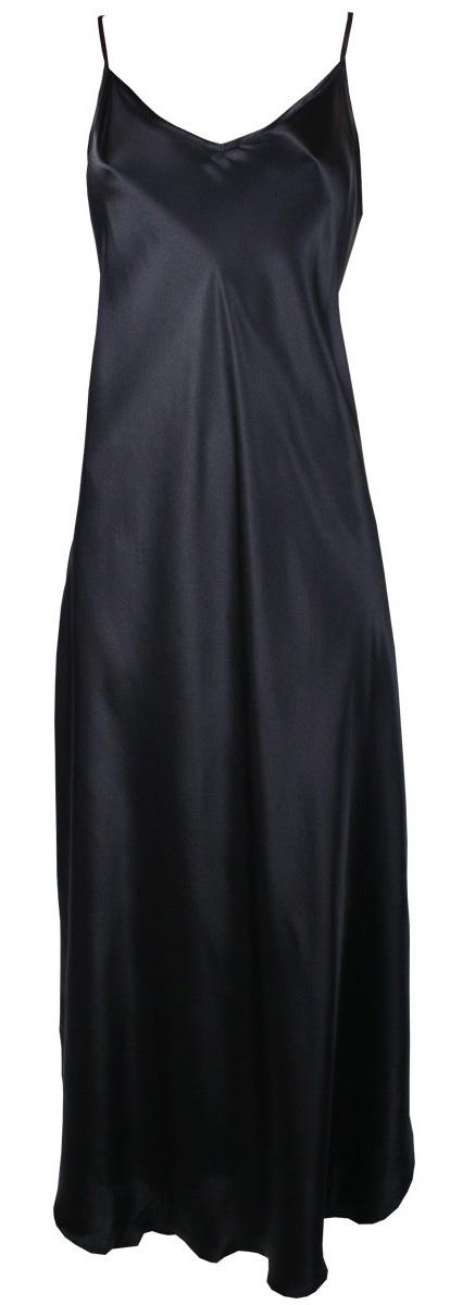 Women and petite black silk long underwear