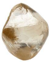 Diamante en bruto - cristal octaedrico   http://www.forodeminerales.com/2017/05/diamante-minerales-y-gemas.html