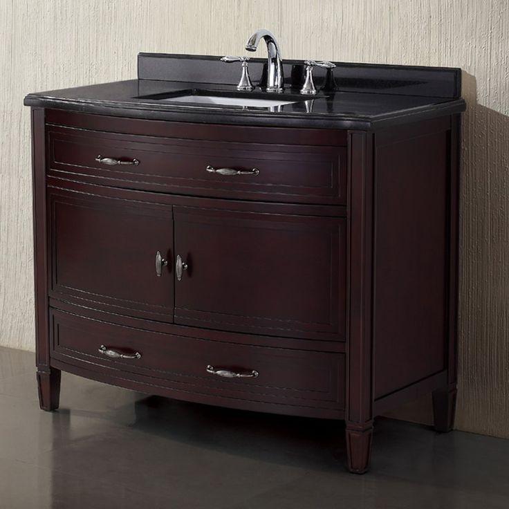 Best Single Bathroom Vanity Ideas On Pinterest Small