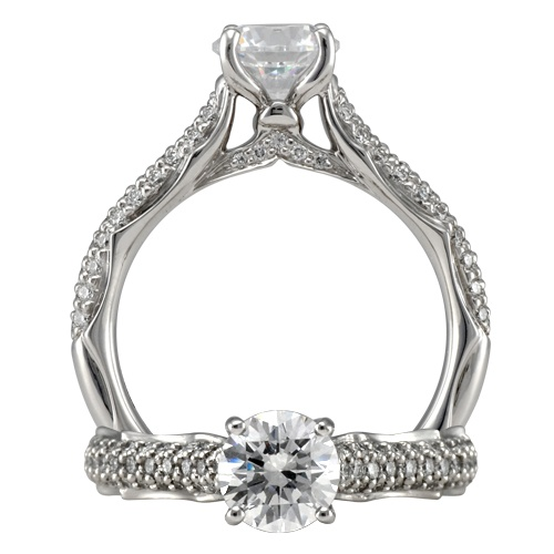 Modern Style Engagement Rings: 79 Best Images About Ritani On Pinterest