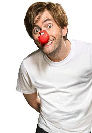 David Tennant oh god he's adorable.