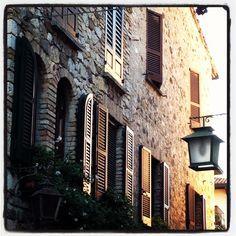 Lasize, Italy. Love the Lantern