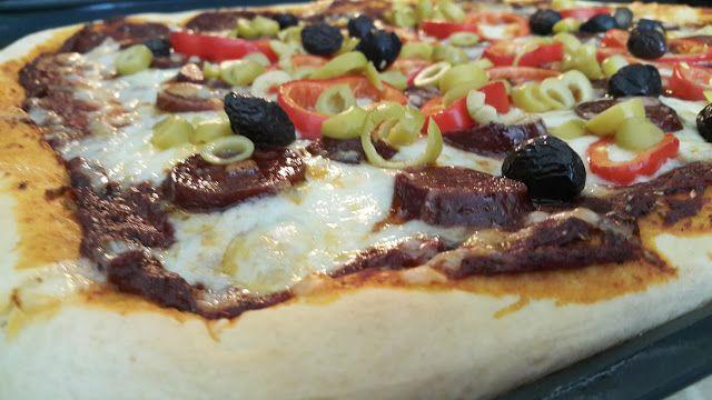 Hayatin tonlari: Pizza en İtalyan Olanından :)