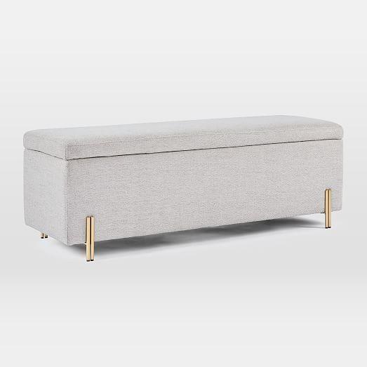 Mod Storage Bench 54 In 2020 Storage Bench Bedroom Storage