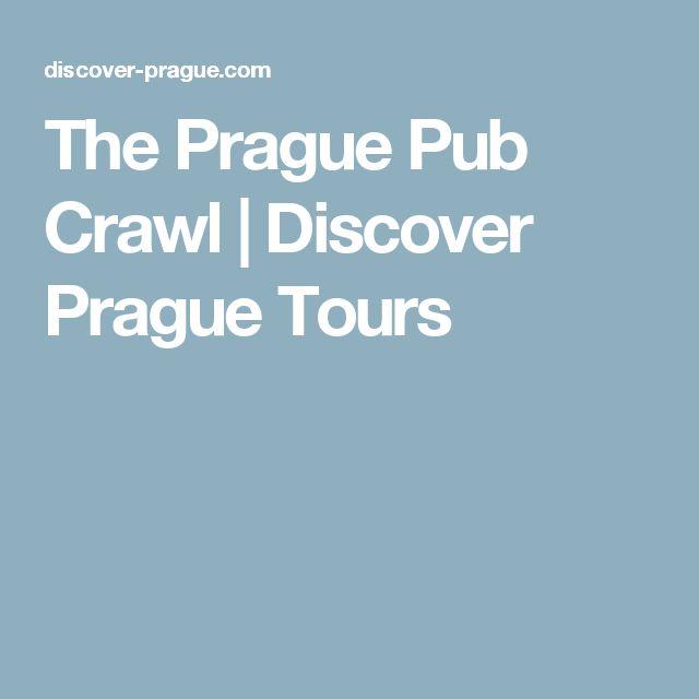 The Prague Pub Crawl | Discover Prague Tours
