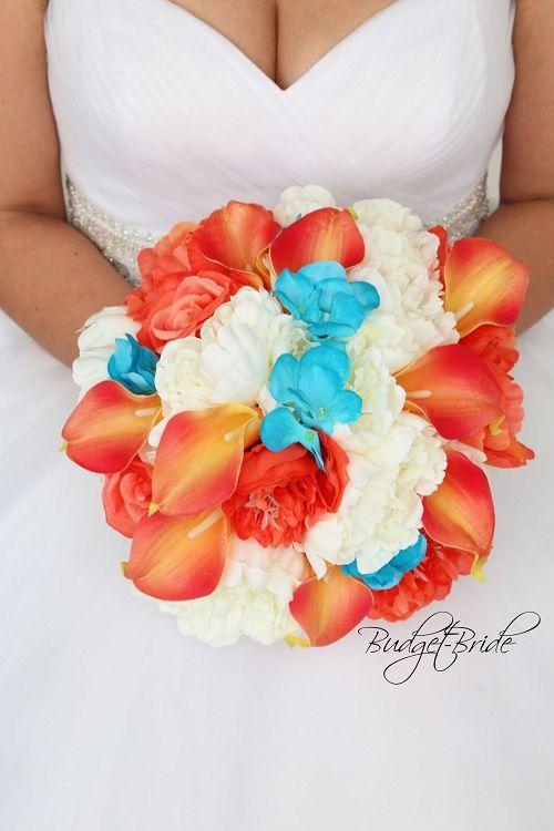 173 Best Beach Theme Wedding Flowers Images On Pinterest