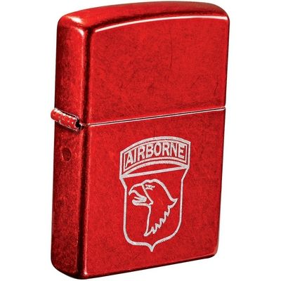 Promotional Zippo Windproof Lighter Translucent Red | Customized Zippo Lighters | Promotional Zippo Lighters