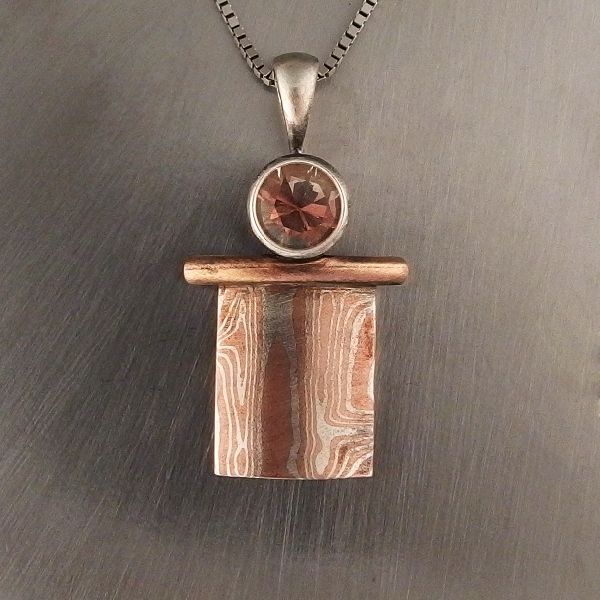 16 best dfjd mokume gane jewelry images on pinterest oregon brass mokume gane sterling silverand oregon sunstone aloadofball Gallery