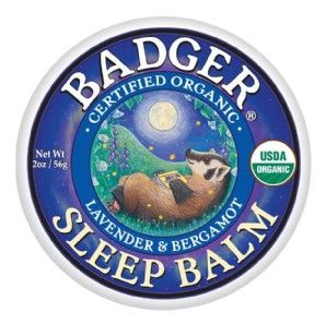 Sleep Balm for after your workout and before your spa time or just because it's night time! :-)