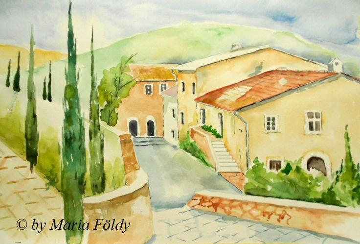 Toscana © by Maria Földy