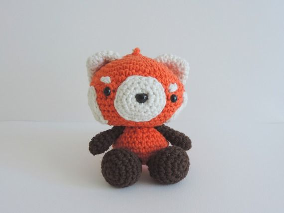 Amigurumi Panda Roux : 1000 idees sur le theme Crochet Panda sur Pinterest ...