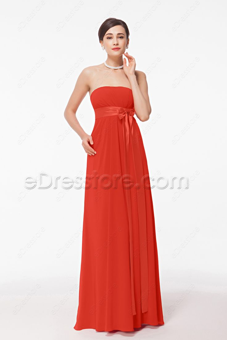 Strapless coral pregnant bridesmaid dresses with bow pregnant strapless coral pregnant bridesmaid dresses with bow pregnant bridesmaid dresses pregnant bridesmaid and coral colored bridesmaid dresses ombrellifo Image collections