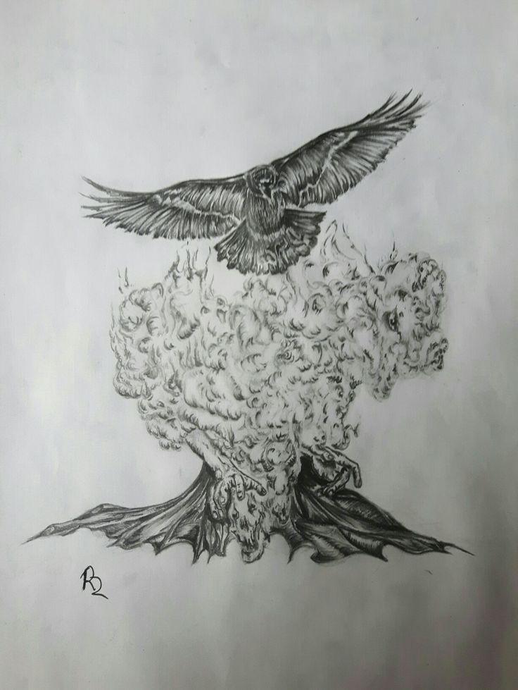 1000 id es sur le th me celtic raven tattoo sur pinterest corbeau tatouage tatouages corbeau. Black Bedroom Furniture Sets. Home Design Ideas