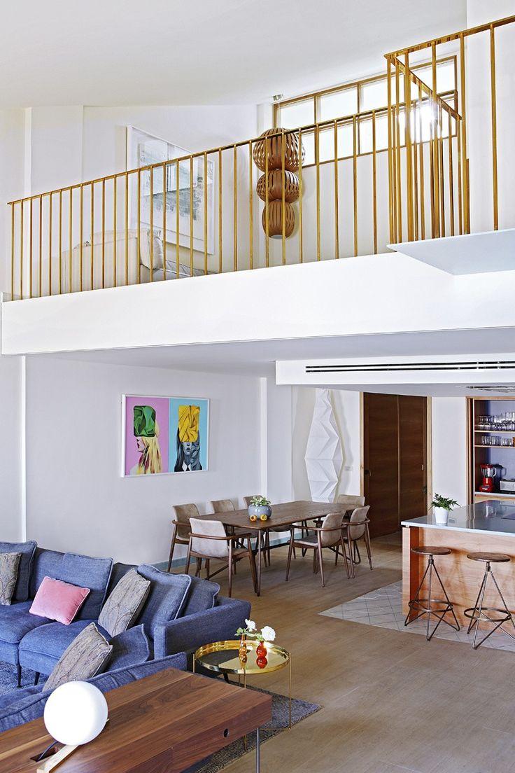 Unique Top Floor Duplex Apartment In Gothenburg