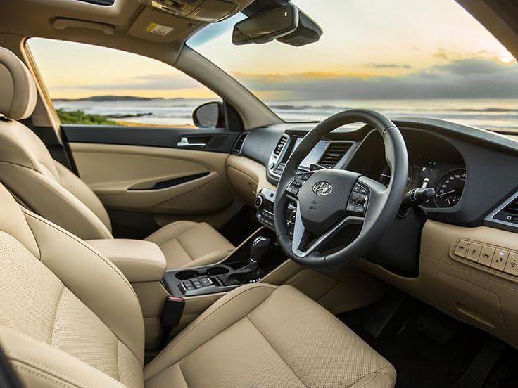 Hyundai Tucson - Mid Size SUV - Hyundai Australia