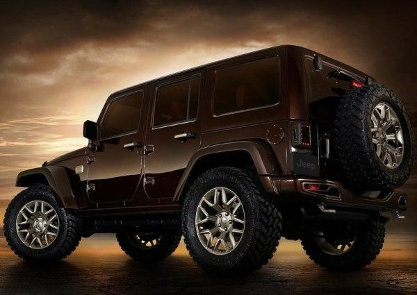 2014 Jeep Wrangler Sundancer Concept1 600x425 2014 Jeep Wrangler Sundancer Full Review With Images