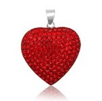Roxy Mitchell Heart Necklace - One for Us Eastenders / Roxy Fans! £30.00