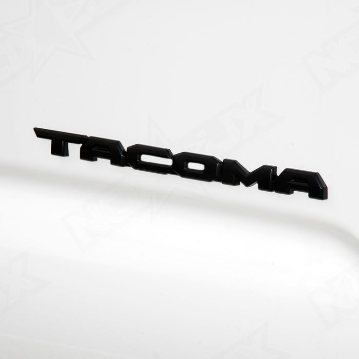2016-2017 Tacoma Black Out Kit                                                                                                                                                                                 More