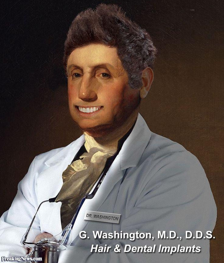 Д-р Джордж Вашингтон