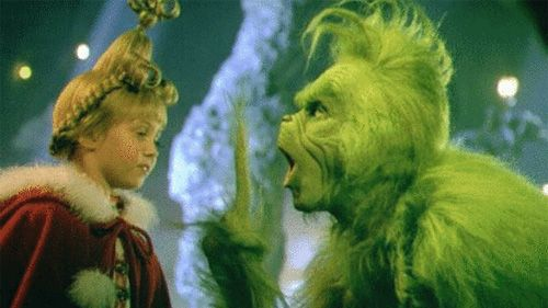 Drinking Game for How The Grinch Stole Christmas (2000)