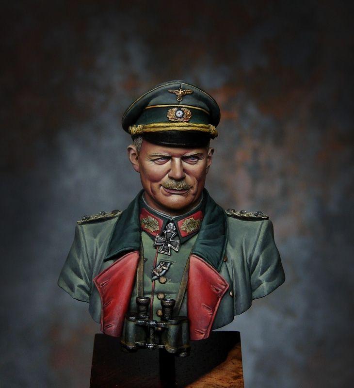 Heinz Guderian by Ernest · Putty&Paint