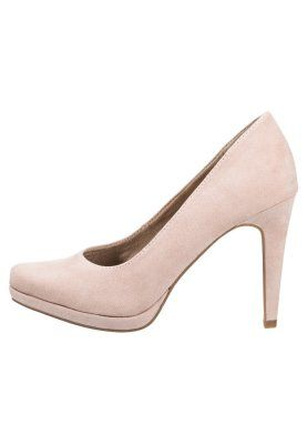 Zapatos de plataforma - rose