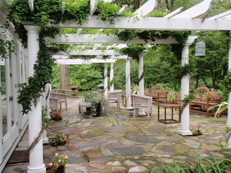 17 Best Images About Pergolas On Pinterest Outdoor