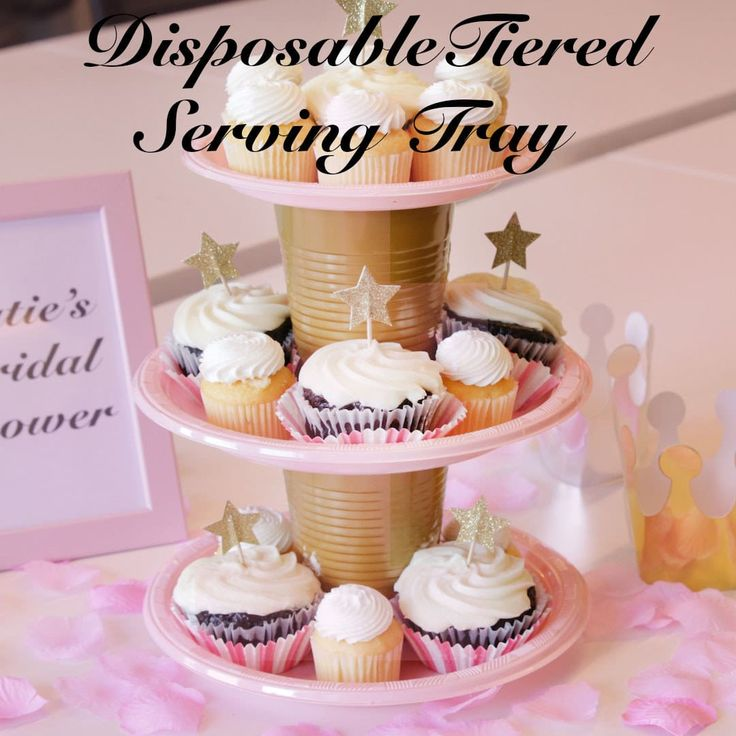 This Disposable Tiered Serving Tray Is Serving All Types Of Cuteness
