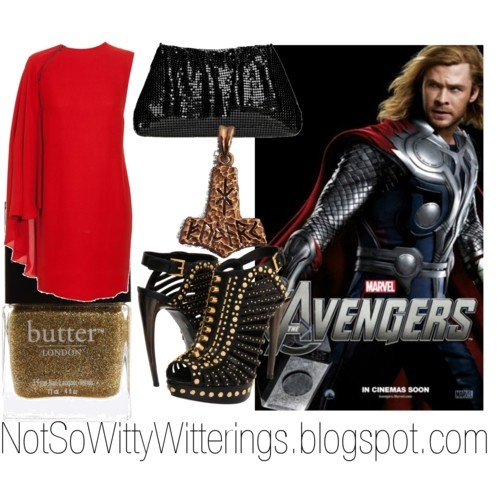 Thor Avengers Outfit
