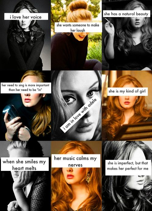 Adele/ Just The FACTS.
