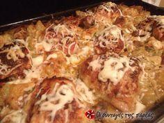 Διαφορετικό κοτόπουλο στον φούρνο με πατάτες #sintagespareas