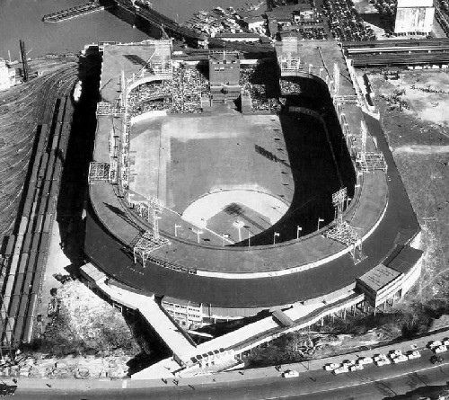 Polo Grounds - history, photos and more of the New York Giants former ballpark
