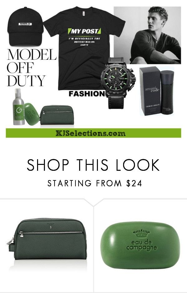 Authentic KJ Designer Brand by kjselections on Polyvore featuring Serapian, Sisley, men's fashion and menswear