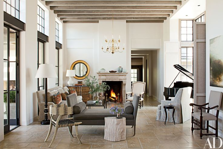 See How Bobby McAlpine Transformed a Napa Valley Home Into a Refined Haven Photos | Architectural Digest