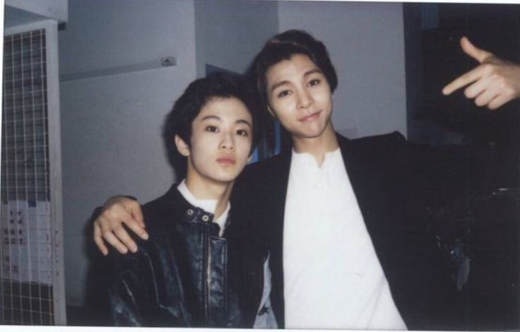 Mark and johnny nct