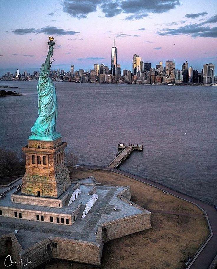 Liberty Island New York City  NYC (@newyork_photoshoots)