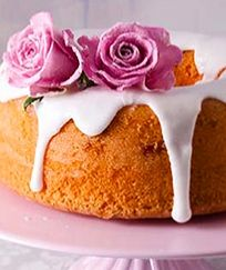 Turkish delight cake by| Stork