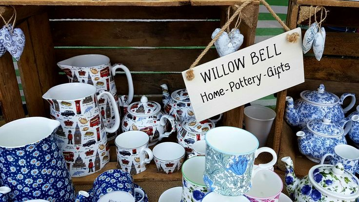 Willow Bell at Northwich Artisan Market. Come and say hello