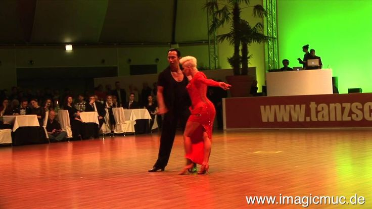 Rumba - Michael Malitowski & Joanna Leunis - Euro Dance Festival 2014