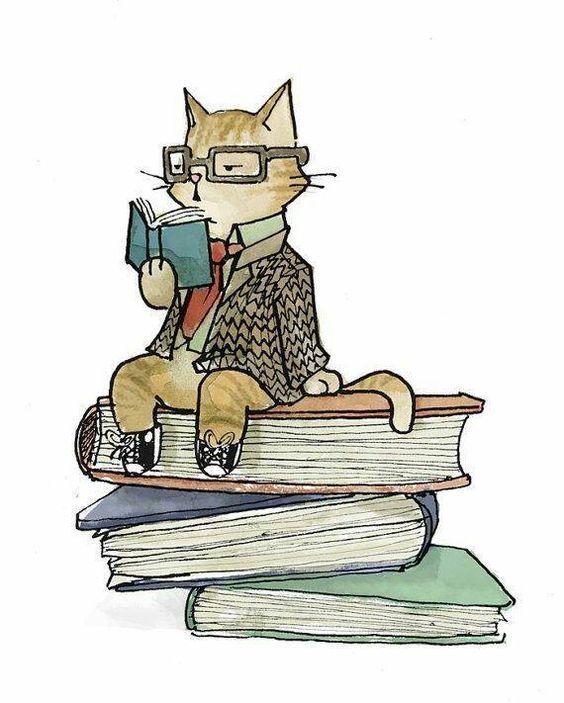 республика картинки кот ученый с книгой круг элементов