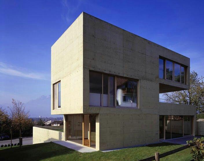 Wohnhaus Flatz