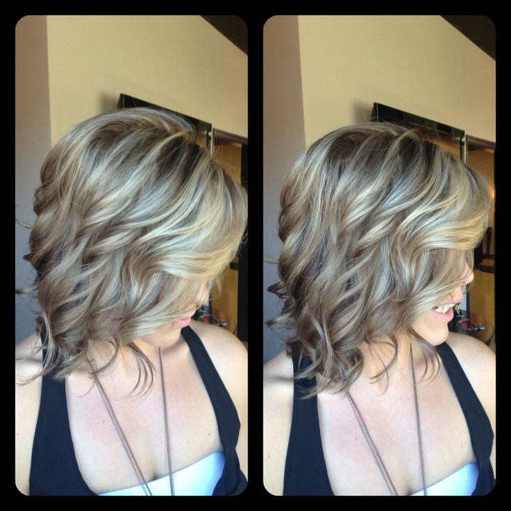 Ashy blonde, Highlights and lowlights and Blonde highlights on ...