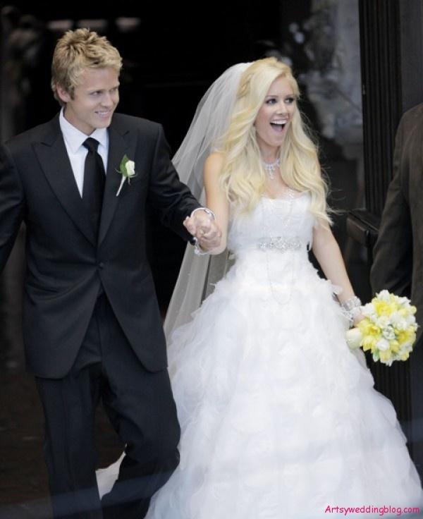 Heidi Montag and Spencer Pratt wedding