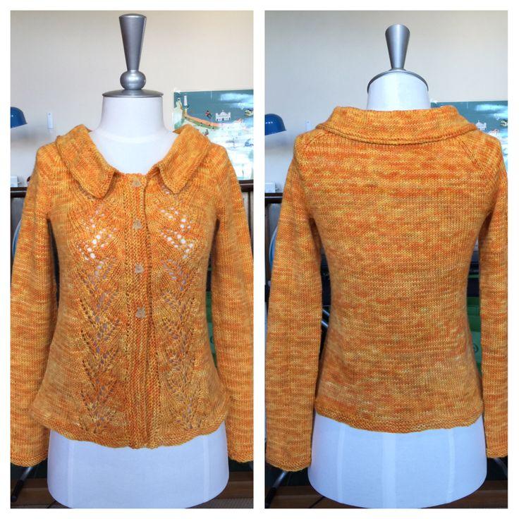 Lorna Suzanne - a pattern by Ellen Mason