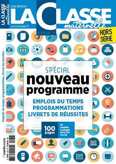 Emplois du temps, programmations, livrets de réussites : TPS - GS http://cataloguescd.univ-poitiers.fr/masc/Integration/EXPLOITATION/statique/recherchesimple.asp?id=194661245