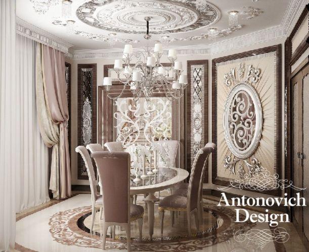 Kitchen Design Usa By Katrina Antonovich: элитный дизайн коттеджей от Antonovich Design
