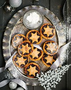 Cranberry Mince Pie Recipe - This fruity, raisin-free recipe for cranberry and ginger mince pies is a refreshing spin on the traditional Christmas favourite. Checkers - Better and Better | Recipes