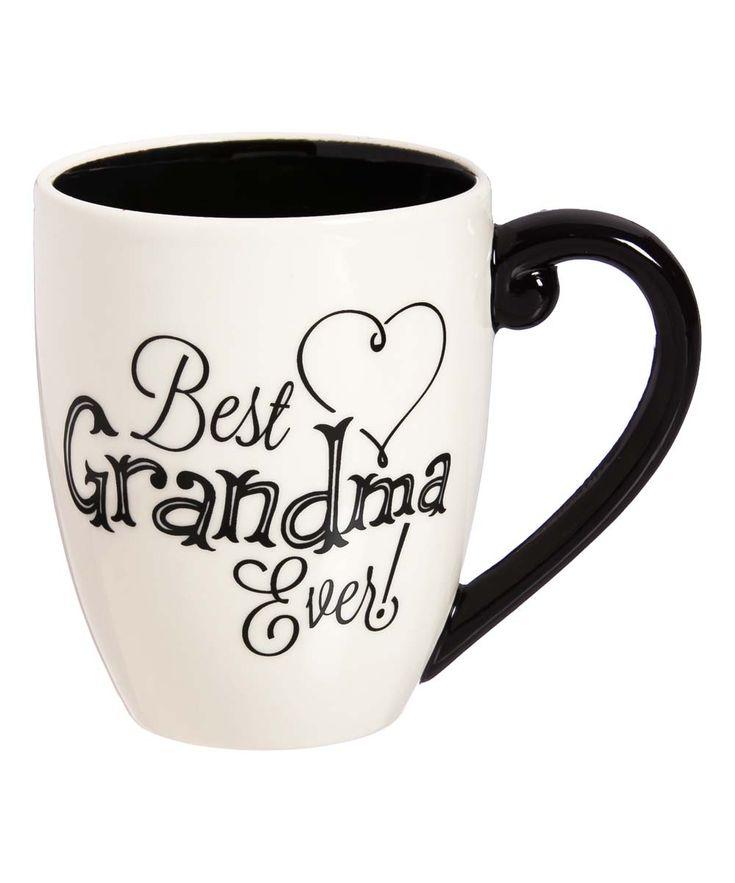 'Best Grandma Ever' Coffee Mug