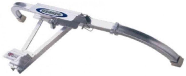 Quick-Click Ladder Stabilizer Lightweight Aluminum Accessories Easy To Install #ladderstabilizer #stabilizer